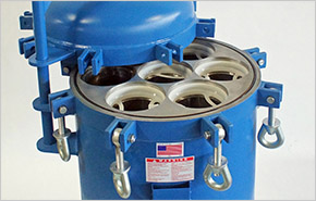 FBFS Series Multi-Bag Filter Housings