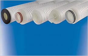 Pleated PES Membrane